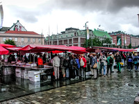 Bergen Open Air Fish Market