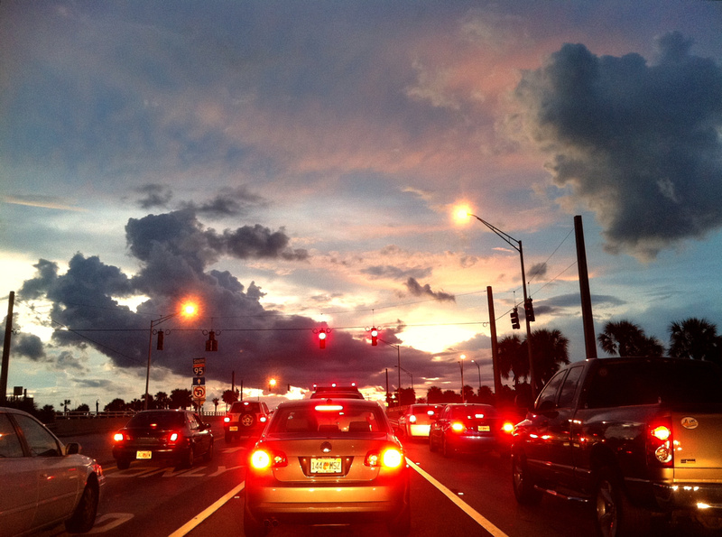 Mother Nature's Drive-in Show... Luna Jade ~ BeautySuspended.com